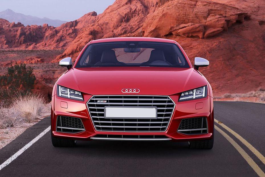 Audi TTS Coupe Videos