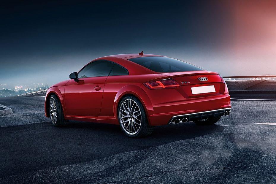 Audi TTS Coupe Colors