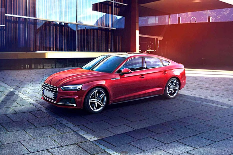 Audi A5 Pictures