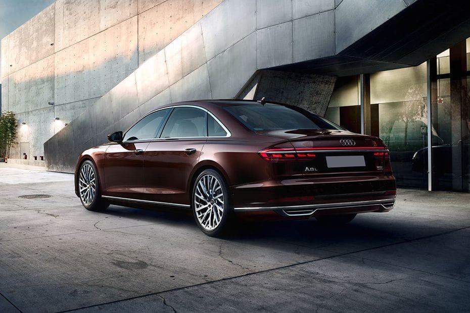 Audi A8 L Colors
