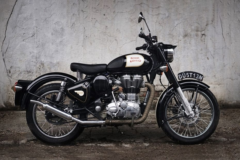 Royal Enfield Classic 500 Right Side Viewfull Image