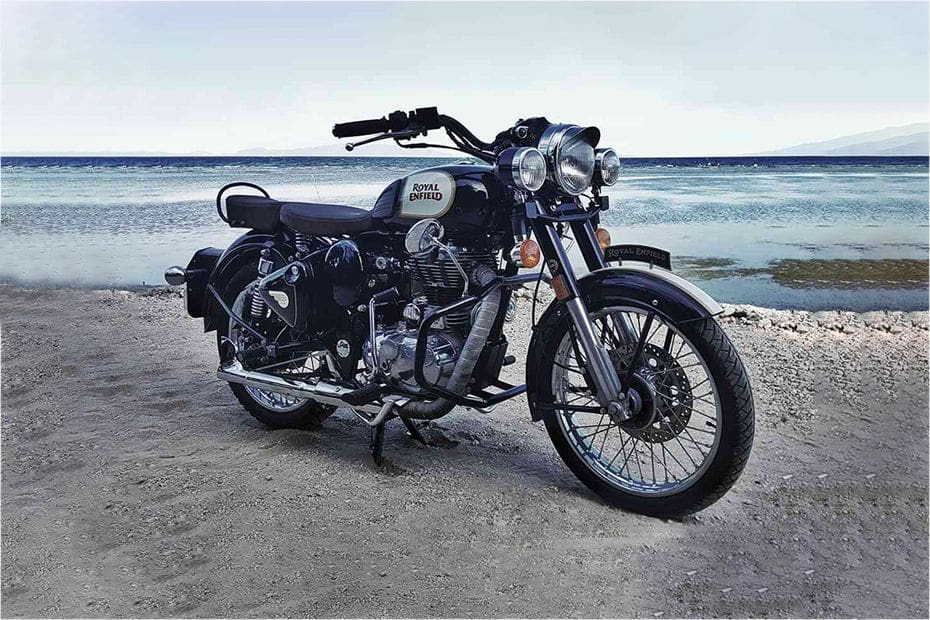 Royal Enfield Classic 500 Colors