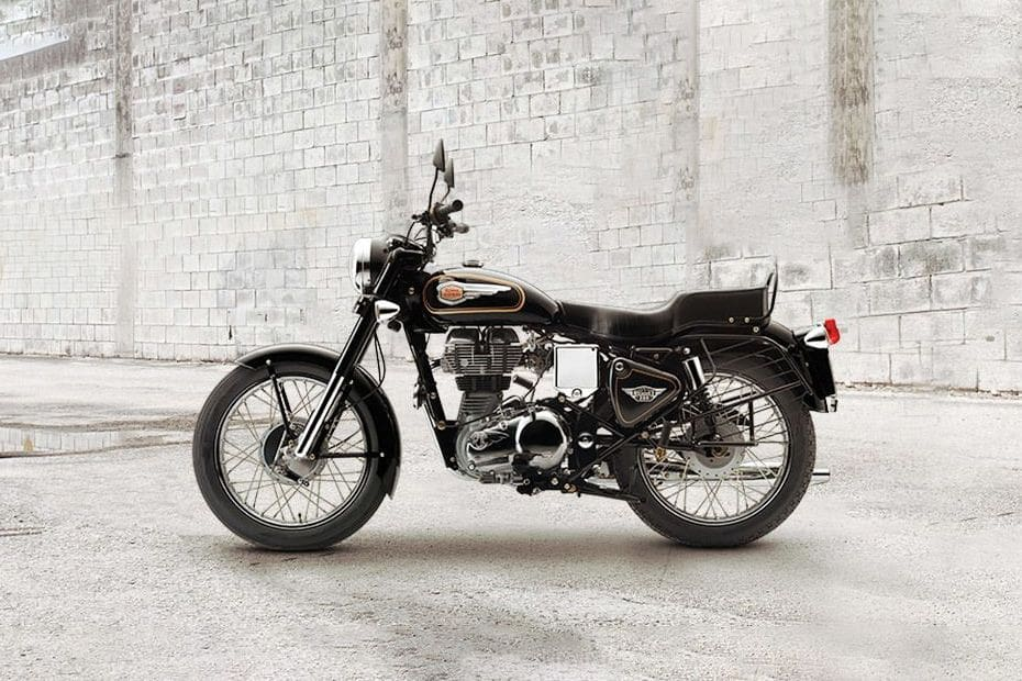 Royal Enfield Bullet 350 Pictures