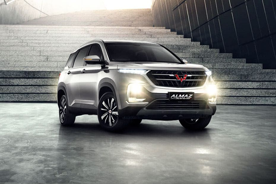 Wuling Almaz Pictures