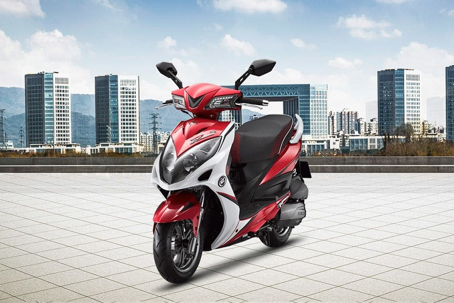 Kymco Racing King 150i Pictures