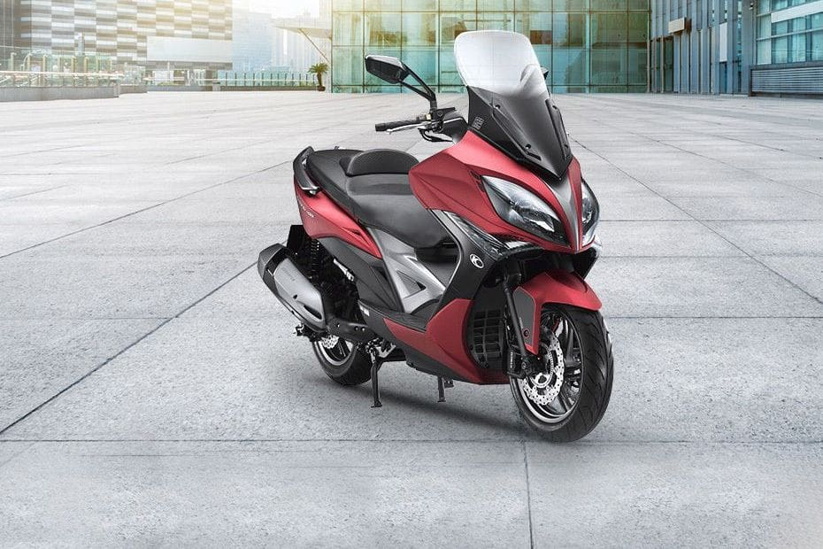 Warna Kymco Xciting 400i