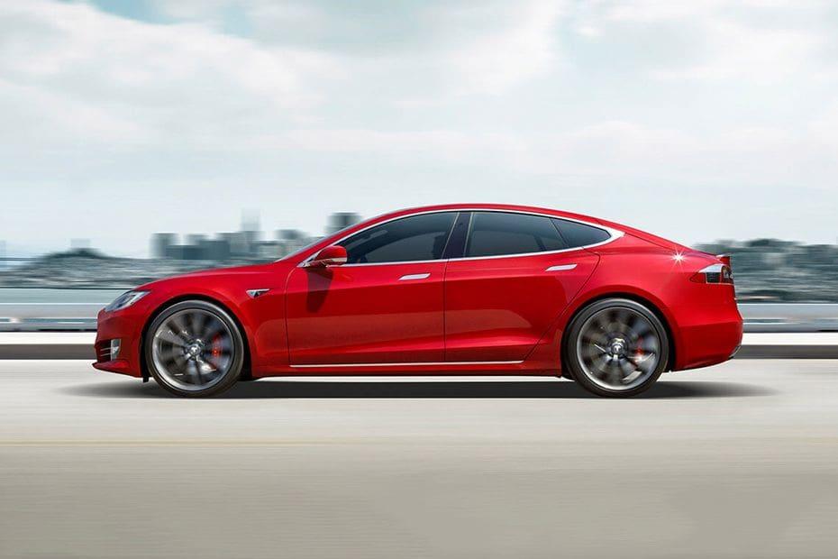 Warna Tesla Model S