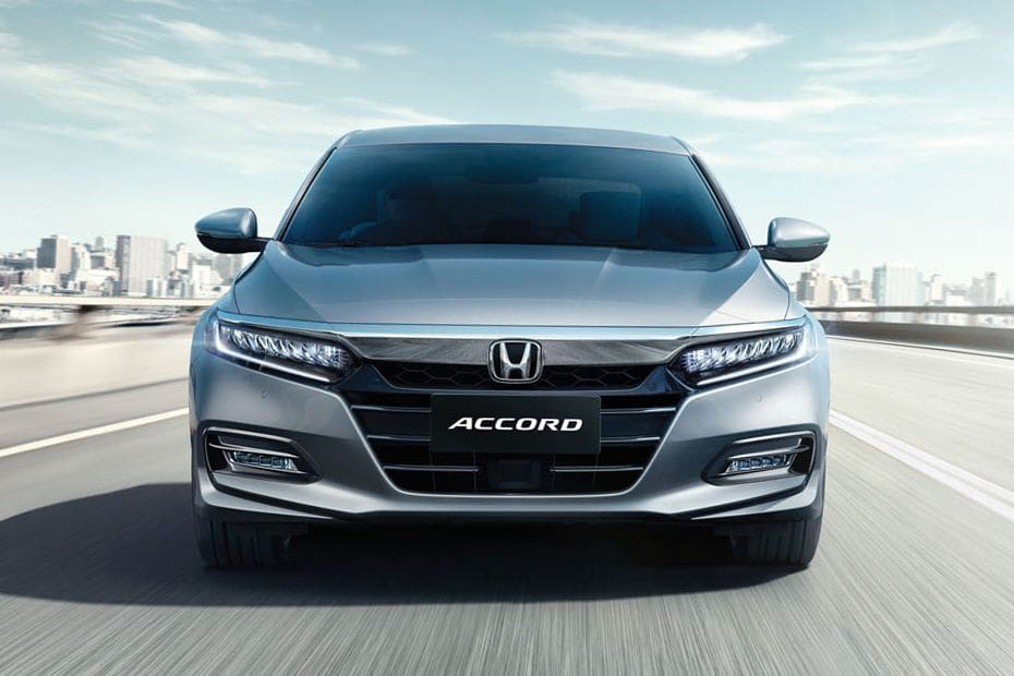 Warna Honda Accord