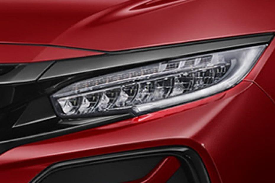Video Honda Civic Hatchback RS