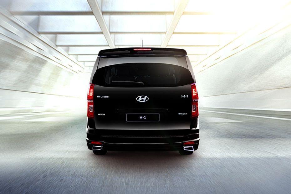 Hyundai H1 Colors