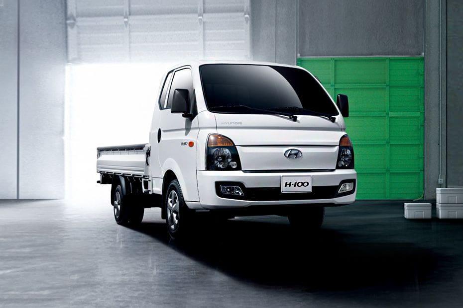 Tampak Depan Bawah Hyundai H100