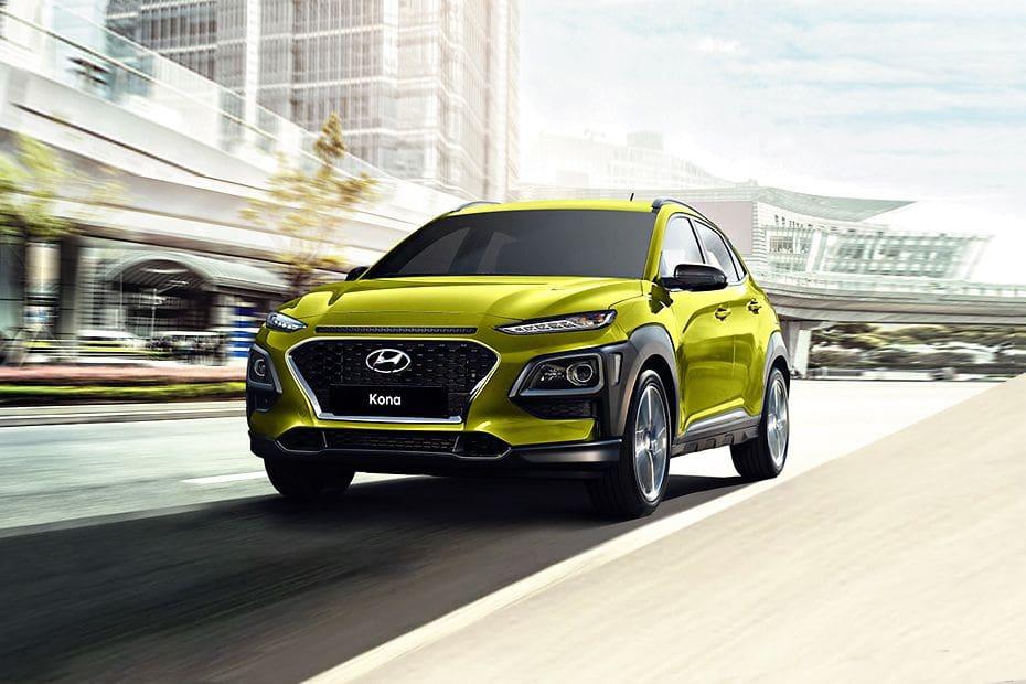 Tampak Depan Bawah Hyundai Kona