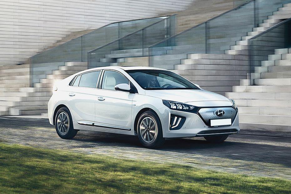 Tampak Depan Bawah Hyundai Ioniq