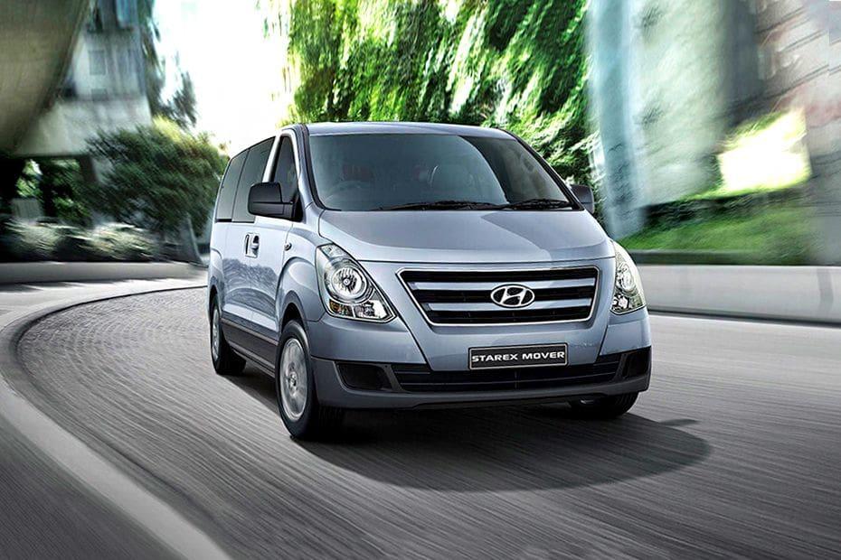 Tampak Depan Bawah Hyundai Starex