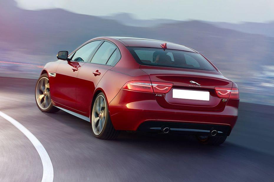 Warna Jaguar XE