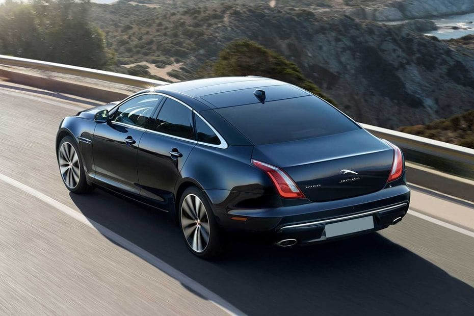 Warna Jaguar XJ