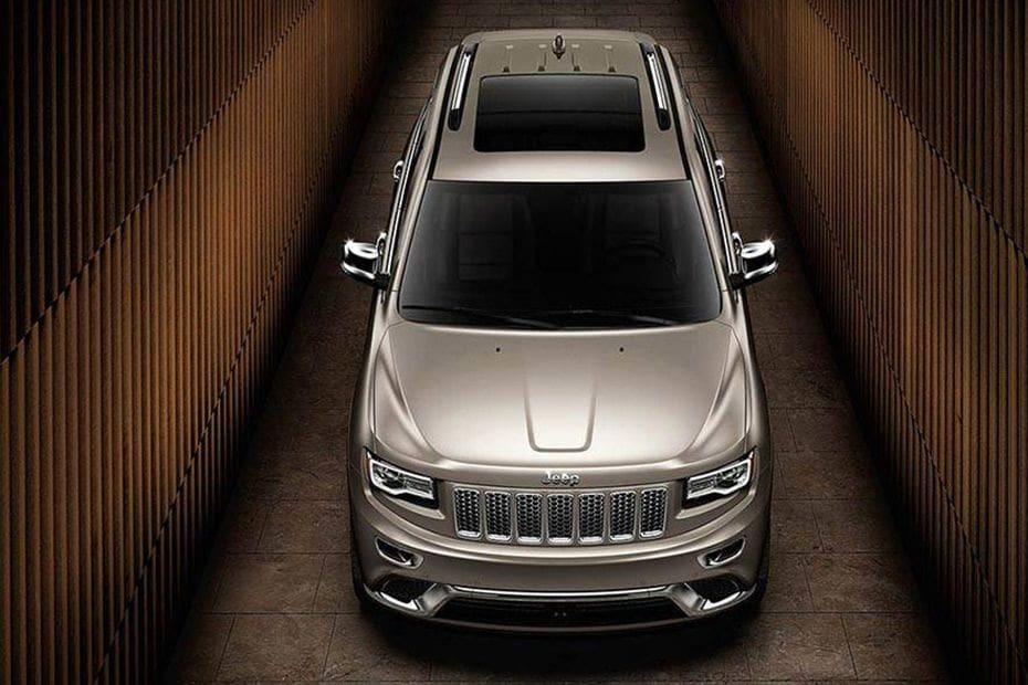 Video Jeep Grand Cherokee