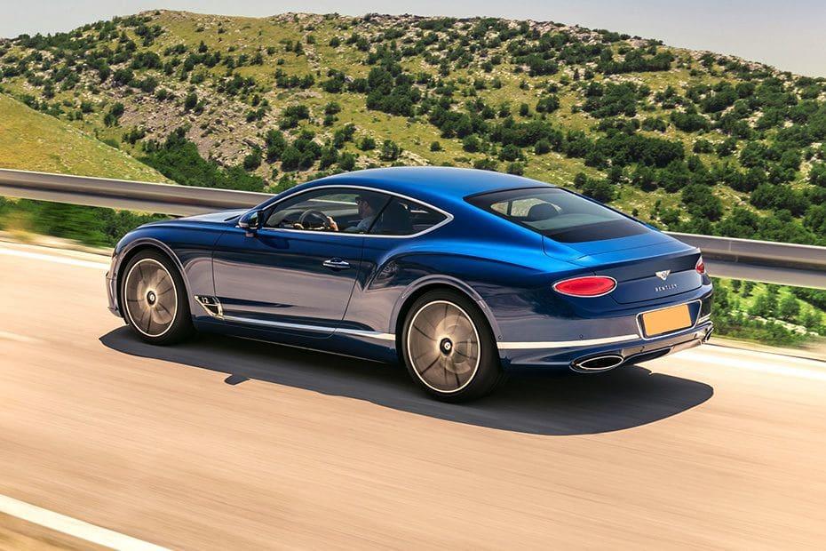 Bentley Continental Colors