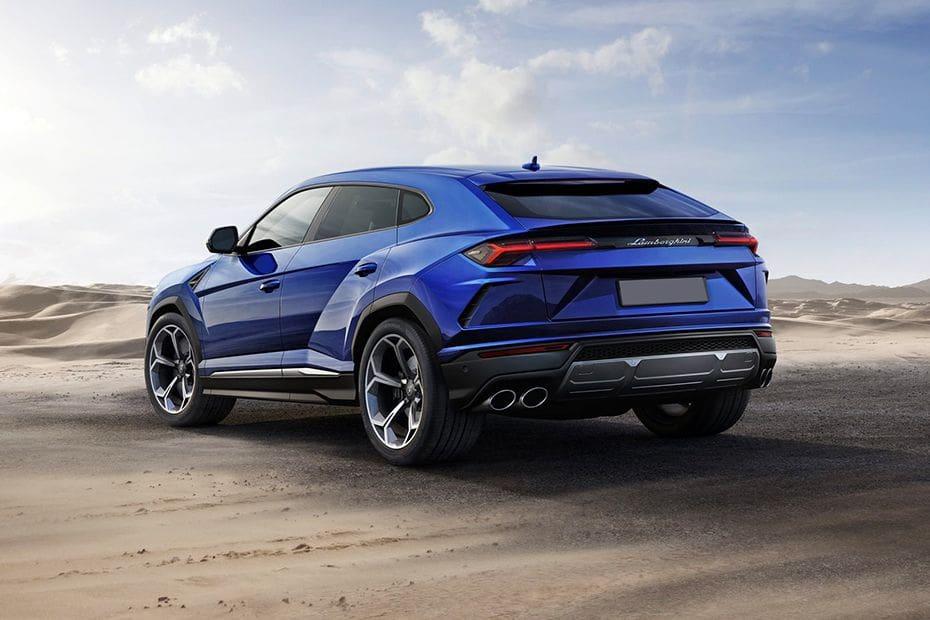 Lamborghini Urus Colors
