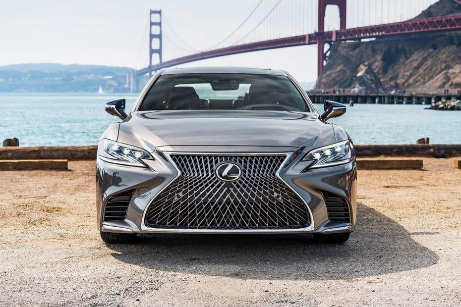 Lexus LS Videos