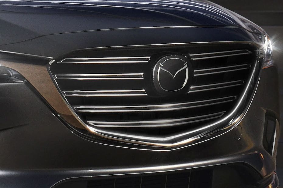 Video Mazda CX 9