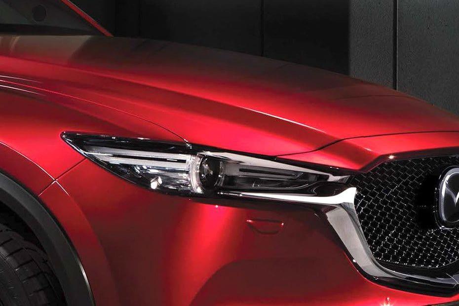 Mazda CX 5 Colors