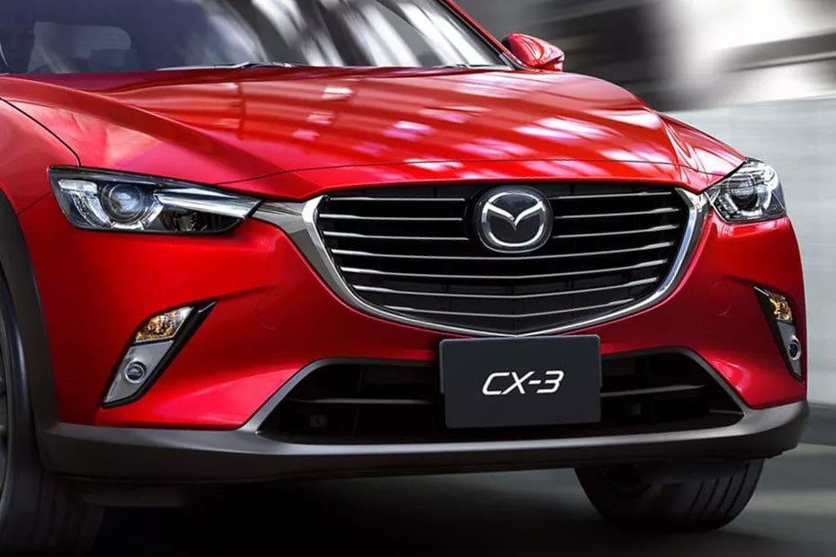 Warna Mazda CX3 2020