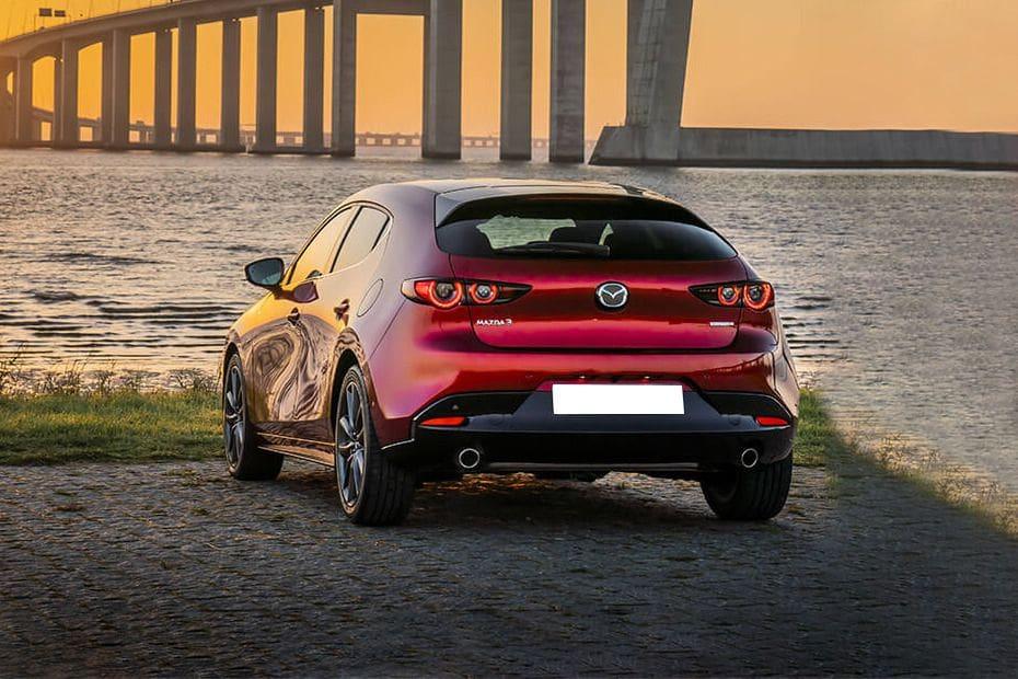 Warna Mazda 3 Hatchback