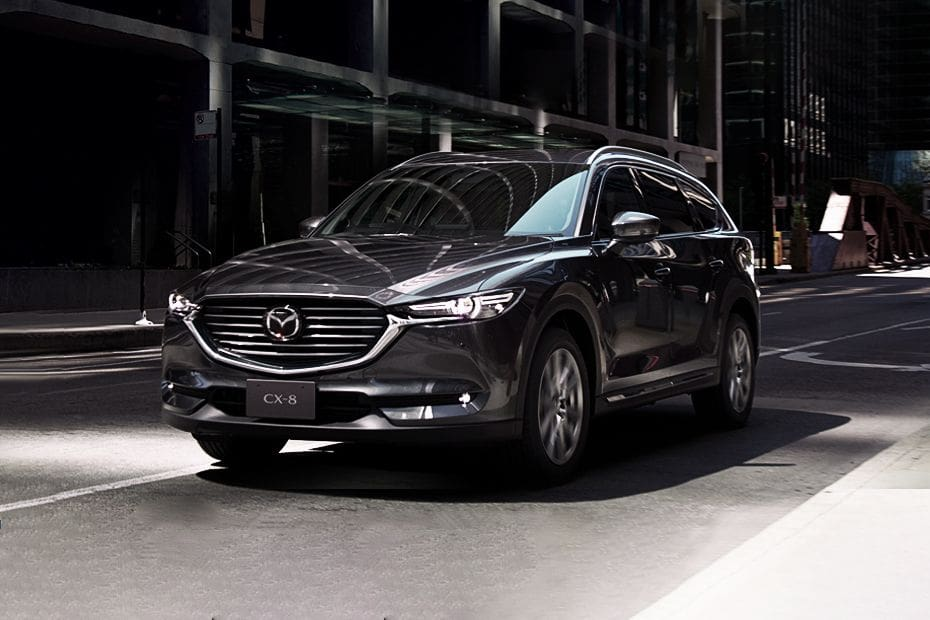 Mazda CX-8 Pictures