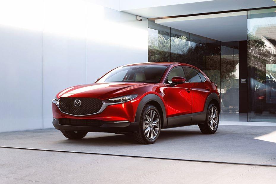 Gambar Mazda CX-30