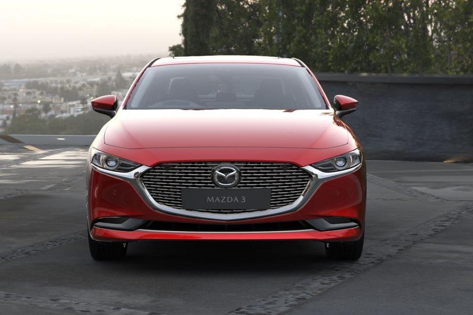 Warna Mazda 3 Sedan
