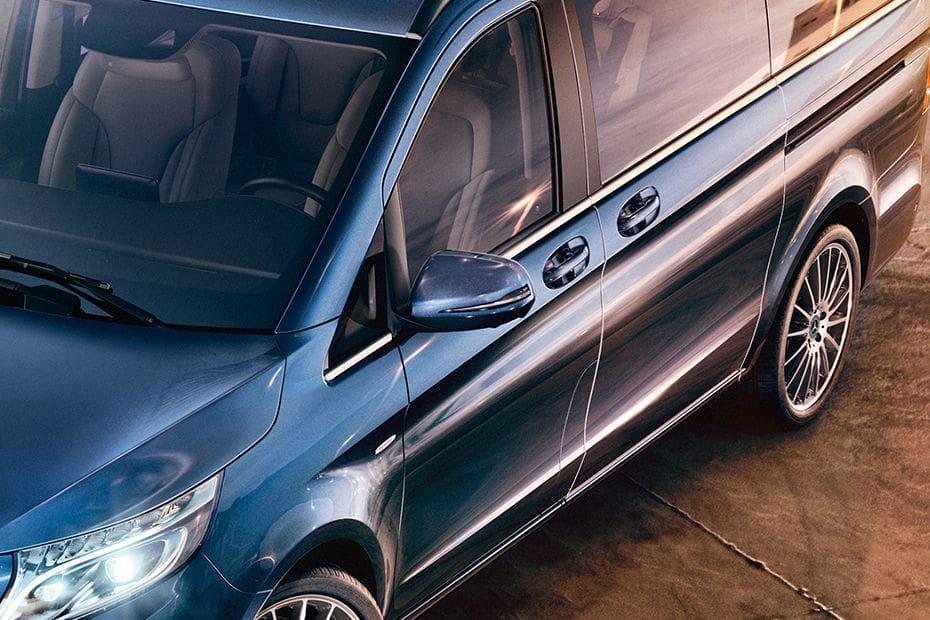 Mercedes Benz V-Class Colors