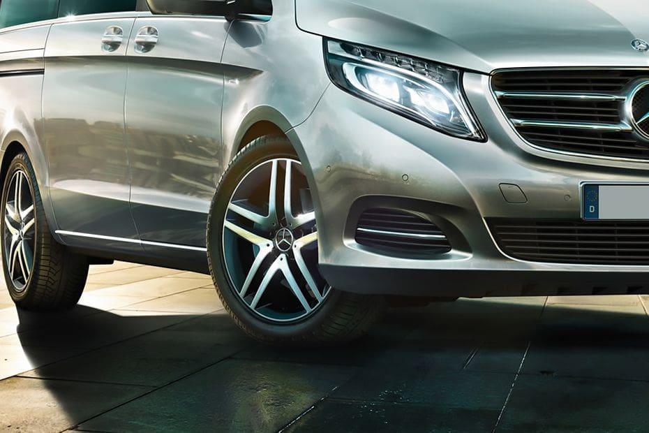 Mercedes Benz V-Class Videos