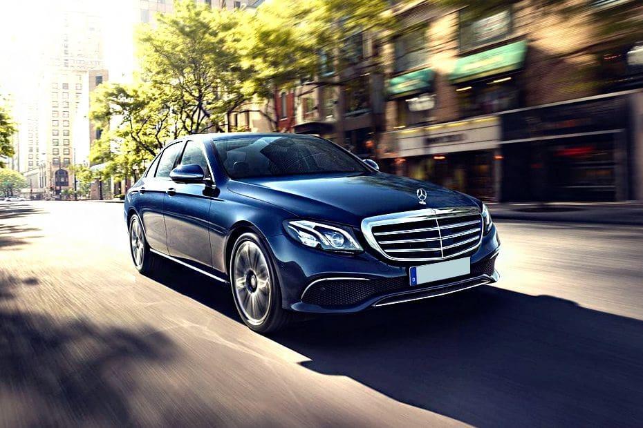 Mercedes Benz E-Class Pictures