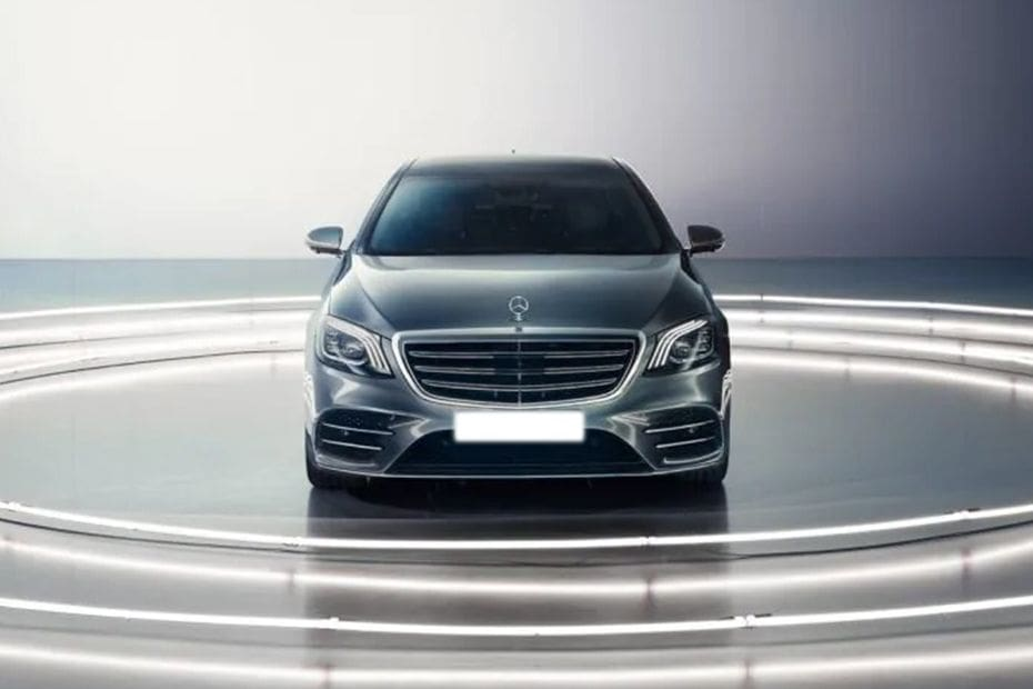 Mercedes Benz S-Class Colors