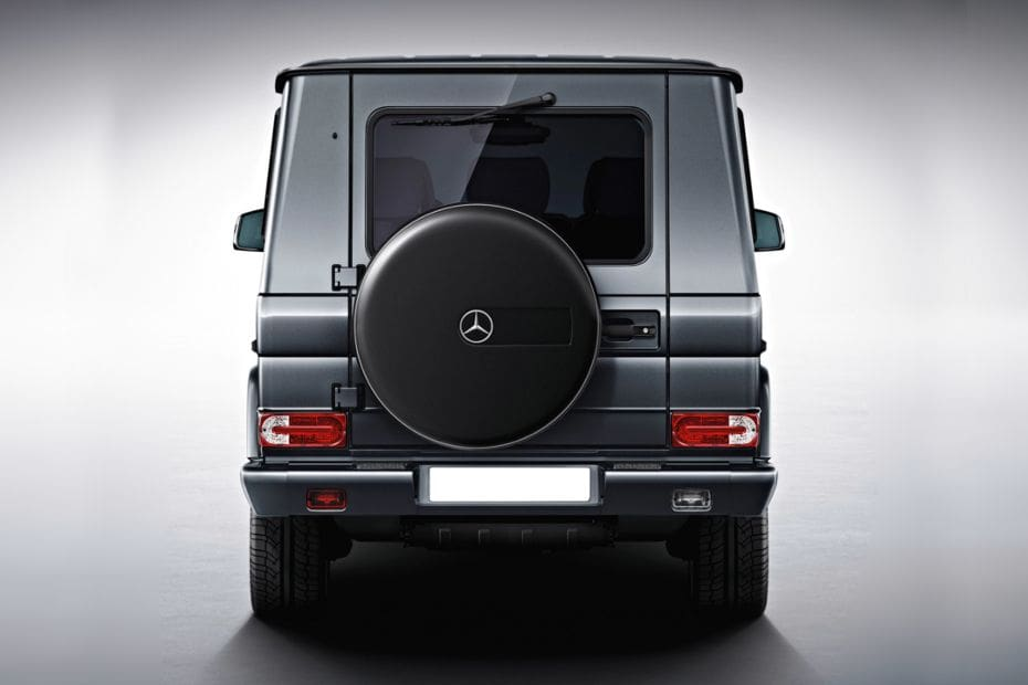 Video Mercedes Benz G-Class