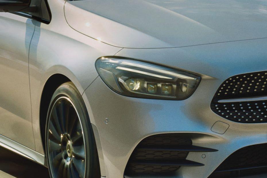 Video Mercedes Benz B-Class