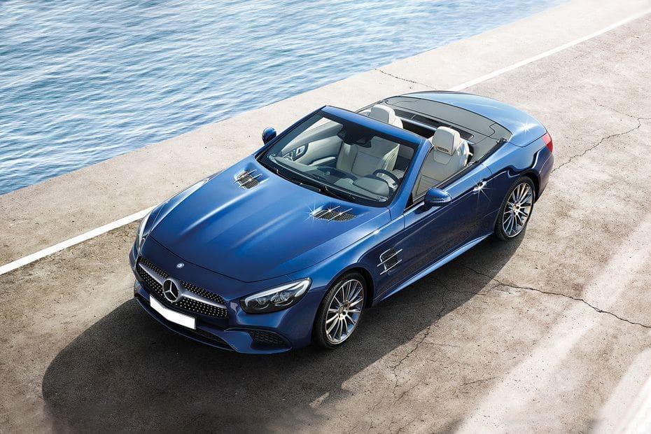 Warna Mercedes Benz SL-Class