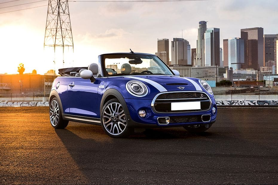 MINI Convertible Pictures