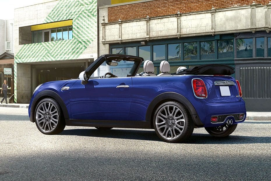 MINI Convertible Colors