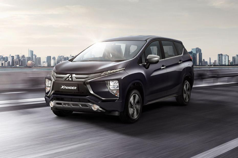 Tampak Depan Bawah Mitsubishi Xpander