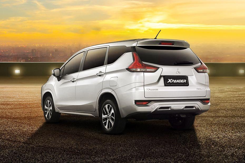 Warna Mitsubishi Xpander