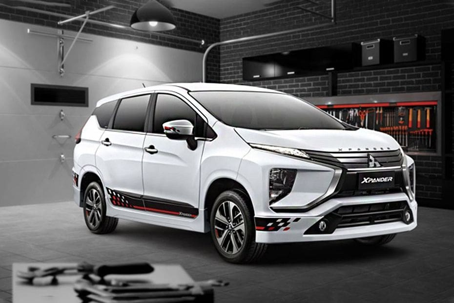 Warna Mitsubishi Xpander Limited