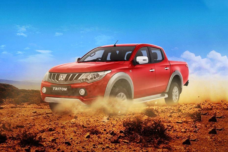Tampak Depan Bawah Mitsubishi Triton (2012-2018)