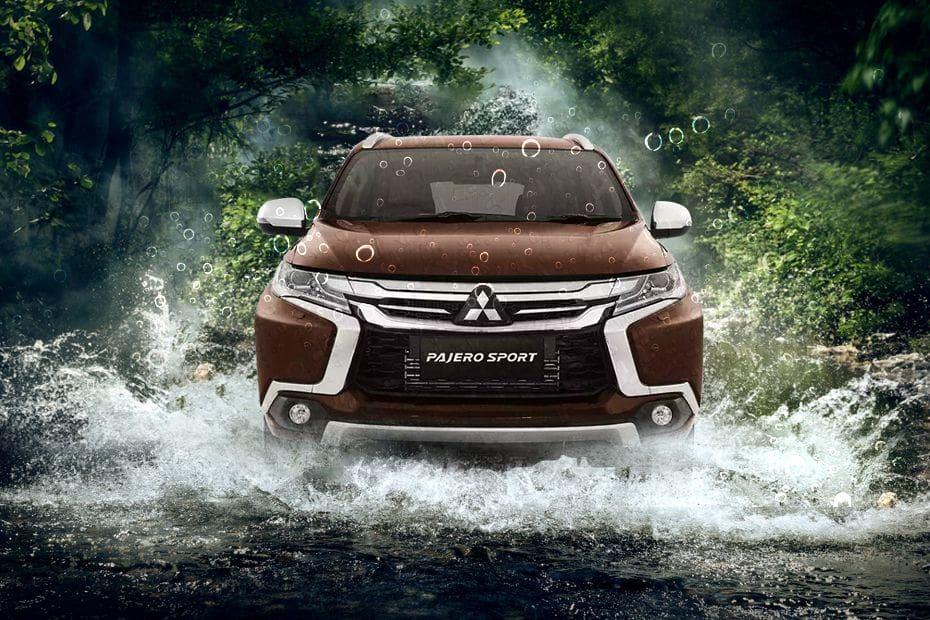 Video Mitsubishi Pajero Sport