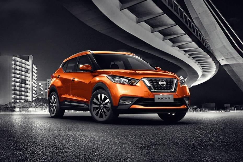 Gambar Nissan Kicks 2020