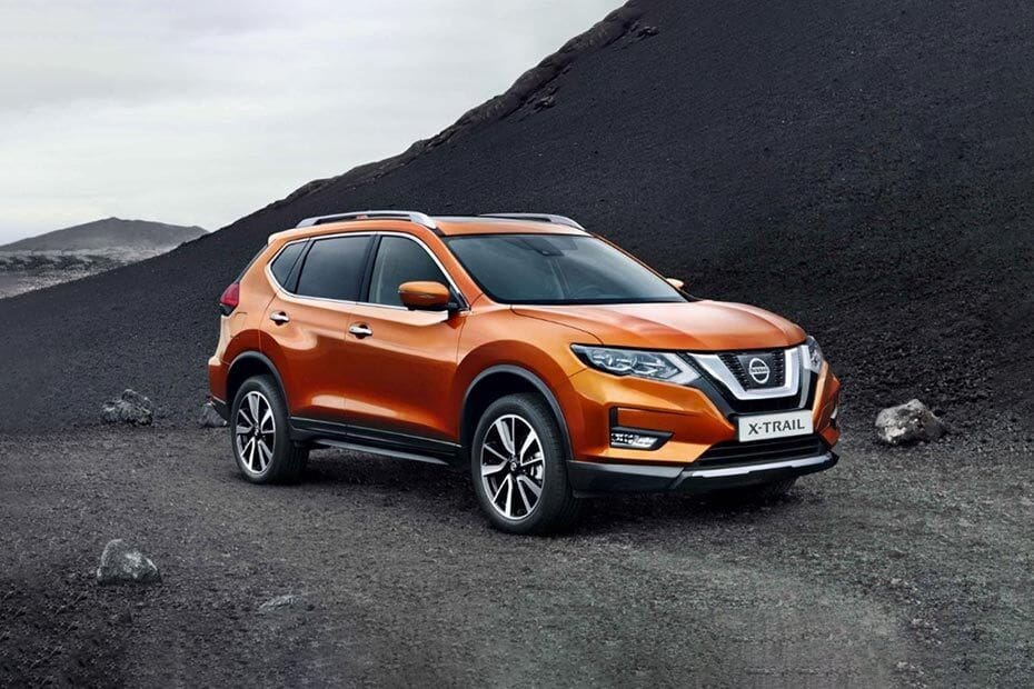Nissan X Trail Pictures
