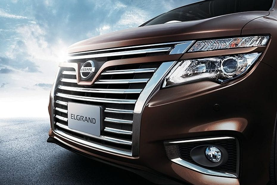 Nissan Elgrand Colors