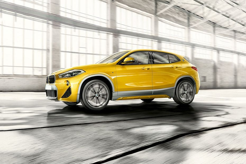 BMW X2 Pictures