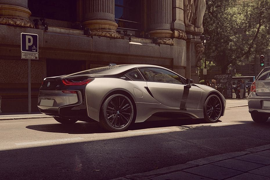 Video BMW i8 Coupe